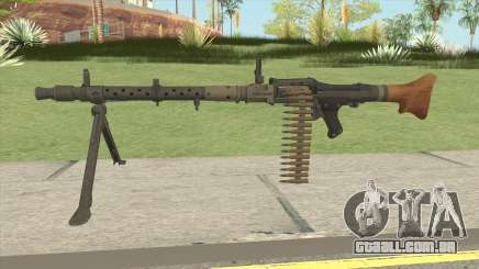 MG-34S Universal Machine Gun para GTA San Andreas
