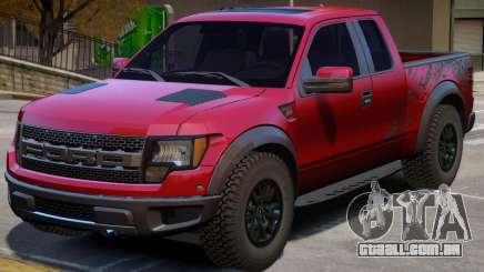 Ford F150 V1.1 para GTA 4