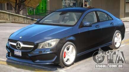 Mercedes Benz CLA V1 para GTA 4