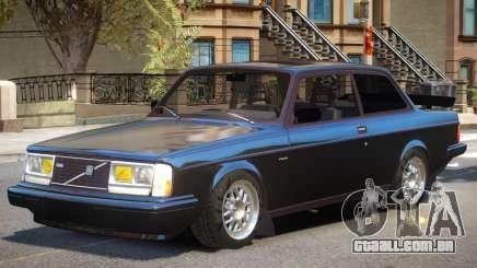 1974 Volvo 242 para GTA 4