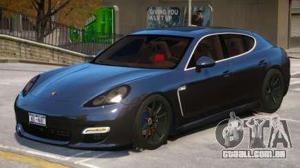 Porsche Panamera Turbo V1 para GTA 4