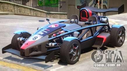Ariel Atom V8 PJ10 para GTA 4