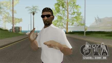New Ballas1 Skin (LQ) para GTA San Andreas