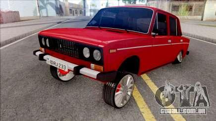 VAZ 2106 Bakili233 para GTA San Andreas
