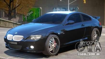 BMW 645Ci V1 para GTA 4