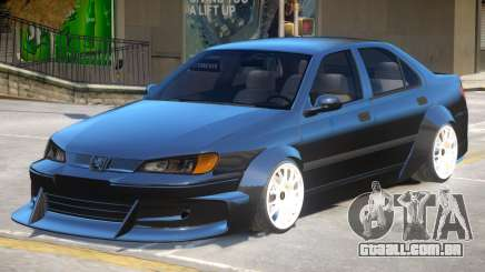 Peugeot 406 Improved para GTA 4