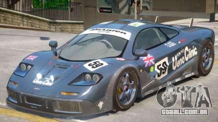 McLaren F1 V2 para GTA 4