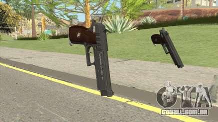 Hawk And Little Pistol GTA V Black (New Gen) V1 para GTA San Andreas