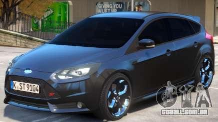 Ford Focus ST V1 para GTA 4
