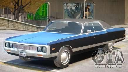 1971 Chrysler New Yorker V1 para GTA 4