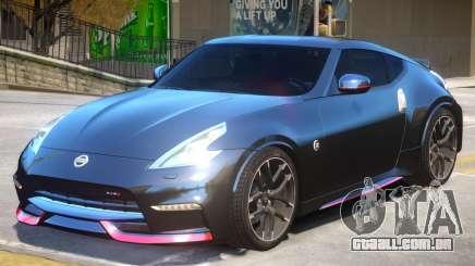 Nissan 370Z V1 para GTA 4