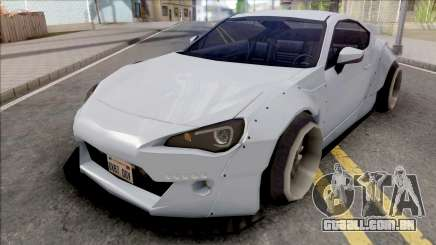 Toyota GT86 Rocket Bunny Low Poly para GTA San Andreas