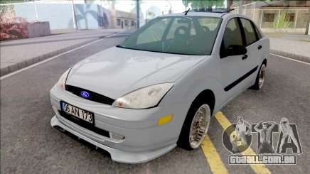 Ford Focus Grey para GTA San Andreas