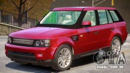 Land Rover Supercharged para GTA 4