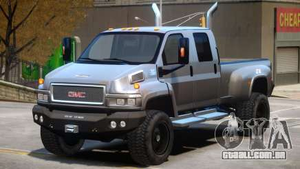 GMC C4500 V2 para GTA 4