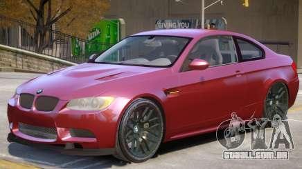 BMW M3 GT V1 para GTA 4