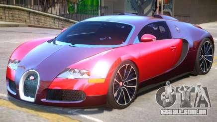 Bugatti Veyron V1.1 para GTA 4