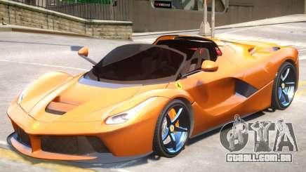 Ferrari LaFerrari V1 para GTA 4