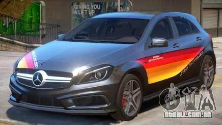 Mersedes Benz A45 PJ2 para GTA 4