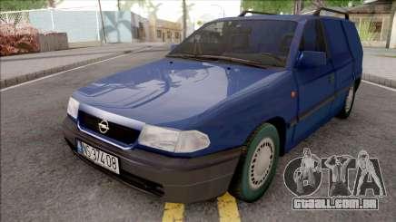 Opel Astra F Kombi Van para GTA San Andreas