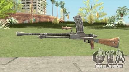 Type-99 LMG para GTA San Andreas