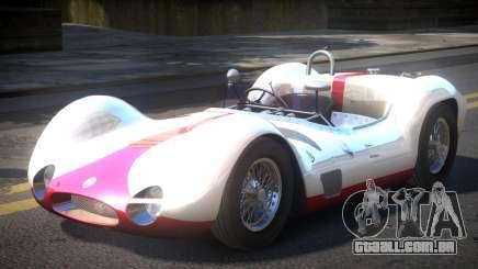 Maserati Tipo V1 PJ5 para GTA 4