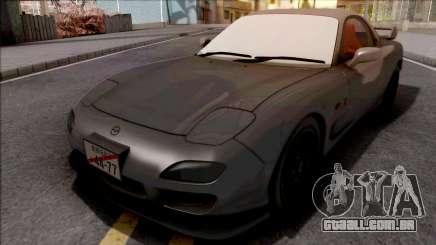 Mazda RX-7 Spirit R FD para GTA San Andreas