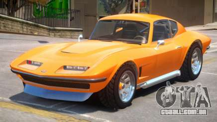 Coquette Classic V1.2 para GTA 4