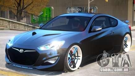 Hyundai Genesis V1 para GTA 4