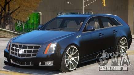Cadillac CTS V1 para GTA 4