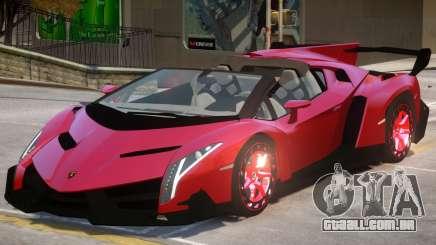 Lamborghini Veneno V1.2 para GTA 4