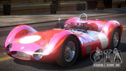 Maserati Tipo V1 PJ3 para GTA 4