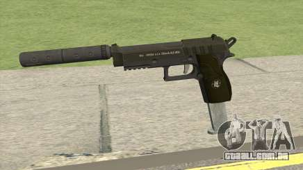Hawk And Little Pistol GTA V (Green) V7 para GTA San Andreas