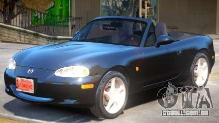 Mazda MX5 V1 para GTA 4