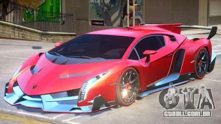Lamborghini Veneno V1.1 para GTA 4