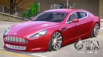 Aston Martin Rapide V2 para GTA 4