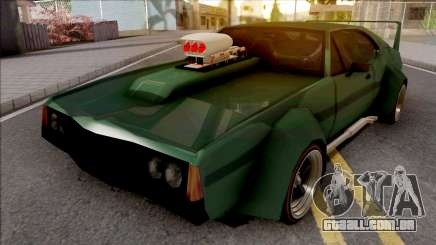 Custom Clover para GTA San Andreas