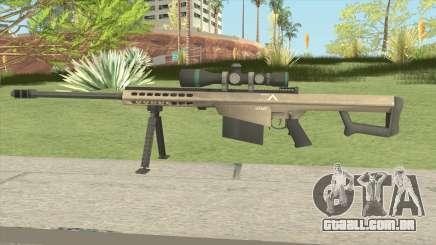 M82A3 HQ para GTA San Andreas
