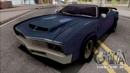 FlatOut Scorpion Cabrio para GTA San Andreas