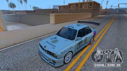 BMW M3 Tuning para GTA San Andreas