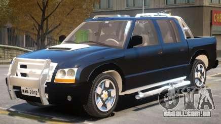 Chevrolet S10 V1 para GTA 4