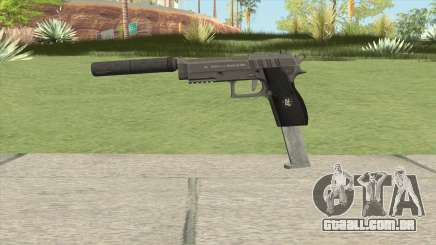 Hawk And Little Pistol GTA V (Platinum) V7 para GTA San Andreas