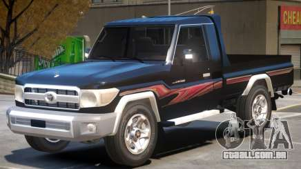 Toyota Land Cruiser V1 para GTA 4