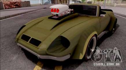 FlatOut Lancea Cabrio Custom para GTA San Andreas