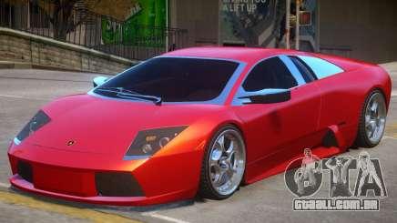 Lamborghini Murcielago V1 para GTA 4