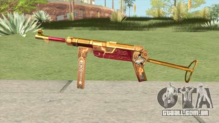 MP-40 (Bloody Gold) para GTA San Andreas