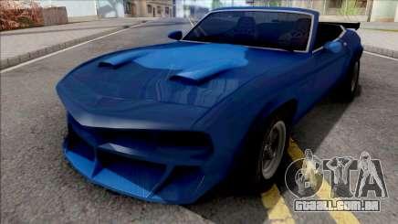 FlatOut Speedevil Cabrio para GTA San Andreas