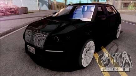 GTA V Enus Huntley S Professional Edit para GTA San Andreas