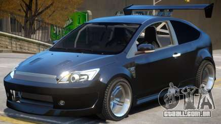 Ford Focus Custom para GTA 4