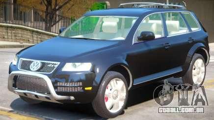 Volkswagen Touareg V1 para GTA 4